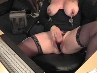Mature webcam snol met grote hang tieten