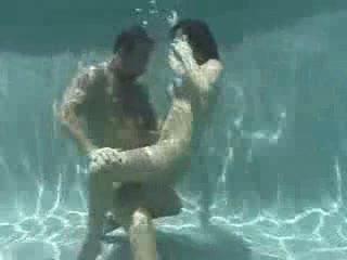 Onderwater neuken