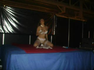 Geile striptease