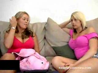 Brandy Taylor and Brooke Haven