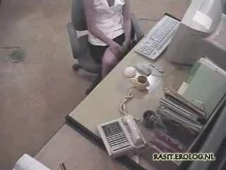 Vingeren op kantoor