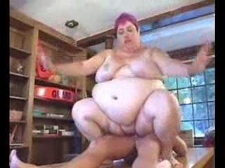 Sex met een dikke vrouw oftewel een dik wijf