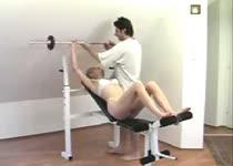 Sex tijdens het trainen