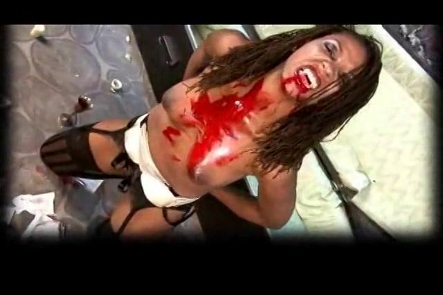 Kinky sexy vampiralla